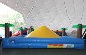 najlepsze miejsca dla dzieci w szczecinie - zdjęcie ze strony KIDS ARENA